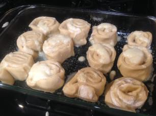 lemon cream cheese sweet rolls prerise